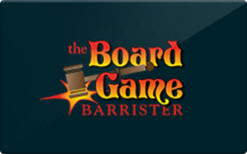 Sell The Board Game Barrister Gift Card