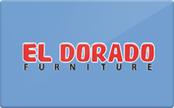 Sell El Dorado Furniture Gift Card