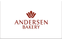 Buy Andersen Bakery Gift Card