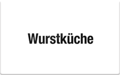 Buy Wurstkuche Gift Card