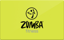 Sell Zumba Gift Card