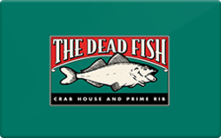 Sell The Dead Fish Gift Card