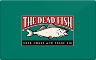 Buy The Dead Fish Gift Card