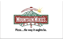 Buy Mountain Mike's Pizza Gift Card