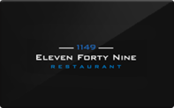 Buy Eleven Forty Nine Restaurant Gift Card