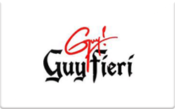 Sell Guy Fieri Restaurants Gift Card