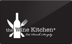 Sell The Wine Kitchen Gift Card