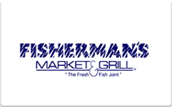 Buy Fisherman's Market & Grill Gift Card