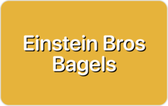 Sell Einstein Bros Bagels Gift Card
