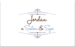 Sell Jordan a Salon & Spa Gift Card