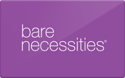 Buy Bare Necessities Gift Card