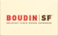 Buy Boudin Bakery Gift Card