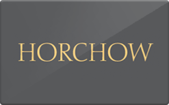 Sell Horchow Gift Card