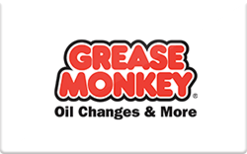 Sell Grease Monkey Gift Card