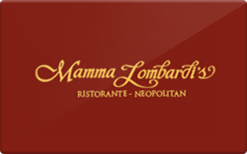 Sell Mamma Lombardi's Gift Card