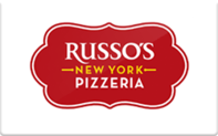 Buy Russo's New York Pizzeria Gift Card