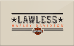 Sell Lawless Harley-Davidson Gift Card