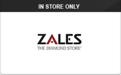 Buy Zales (In Store Only) Gift Card
