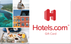 Sell Hotels.com Gift Card