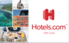 Buy Hotels.com Gift Card