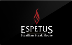 Sell Espetus Brazilian Steak House Gift Card