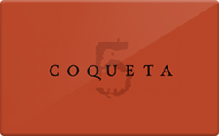 Sell Coqueta Gift Card