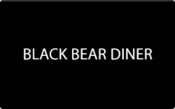 Sell Black Bear Diner Gift Card