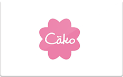 Sell Cako Gift Card