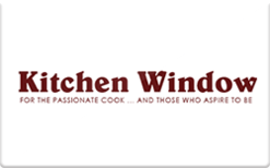 Sell Kitchen Window Gift Card