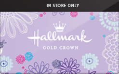 Buy Hallmark (In Store Only) Gift Card