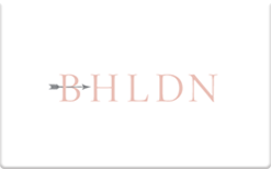 Sell BHLDN Gift Card