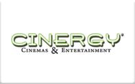 Buy Cinergy Cinemas Gift Card
