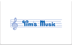 Sell Tim's Band Instrument Service Gift Card