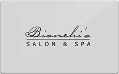 Sell Bianchi's Salon & Spa Gift Card
