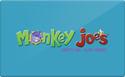 Sell Monkey Joe's Gift Card