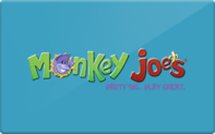 Buy Monkey Joe's Gift Card