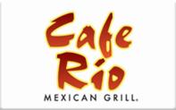 Buy Cafe Rio Gift Card
