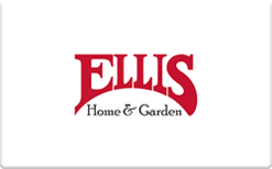 Sell Ellis Home and Garden Gift Card
