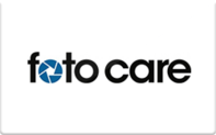 Buy Foto Care Gift Card