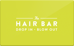 Sell The Hair Bar Gift Card