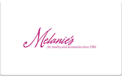 Sell Melanie's Jewelry and Accessories Gift Card