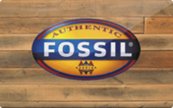 Sell Fossil Gift Card