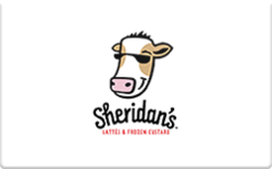 Sell Sheridan's Frozen Custard Gift Card