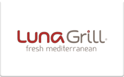 Buy Luna Grill Gift Card