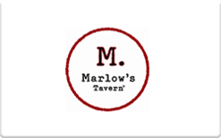 Sell Marlow's Tavern Gift Card