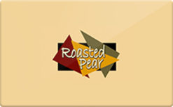 Sell Roasted Pear Gift Card