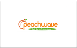 Sell Peachwave Yogurt Gift Card