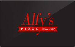 Sell Alfy's Pizza Gift Card
