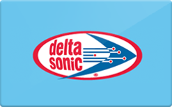 Sell Delta Sonic Car Wash Gift Card