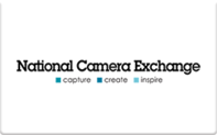 Buy National Camera Exchange Gift Card